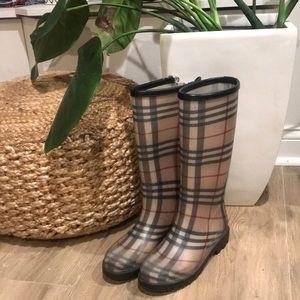 Burberry Rain-boots